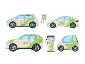 Operating characteristics of electric vehicles